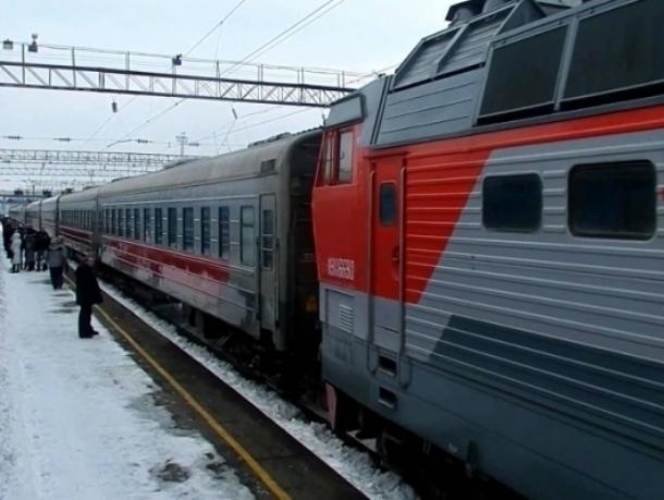 Проходящий через Морозовск поезд № 216 ускорится с 14 февраля