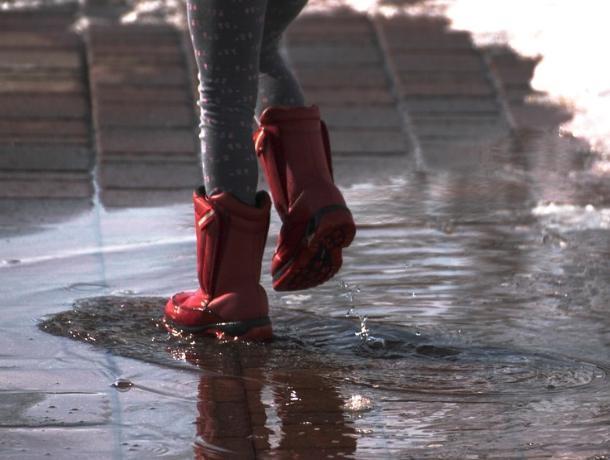 Небольшой дождь пообещали синоптики морозовчанам в четверг 15 марта