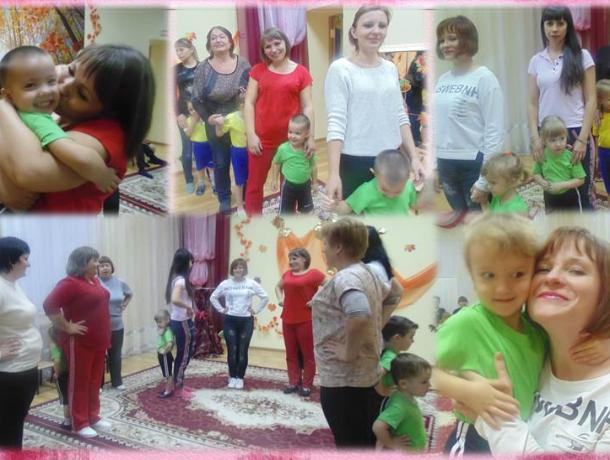 Представление с участием любимых сказочных героев ко Дню матери подготовили в детском саду «Солнышко»