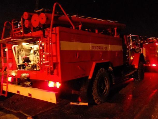 Пожар произошел в однокомнатной квартире на улице Кирова в Морозовске