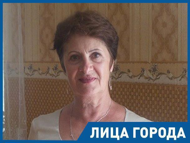 Мечтаю, чтобы все жили в мире и дружбе, - морозовчанка Татьяна Кузнецова