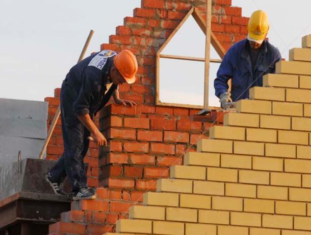 Ввод жилья в Морозовском районе в первом полугодии 2018 года осуществлялся высокими темпами