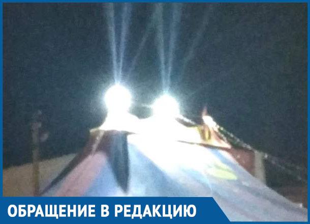 «НЛО» в Морозовске: два летающих в небе шара оказались вполне безобидными